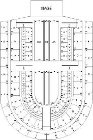U S Cellular Arena Seating Chart