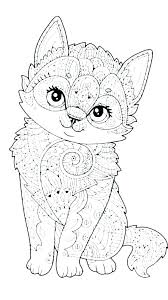 Printable Baby Animal Coloring Pages Baby Animals Coloring Page Baby