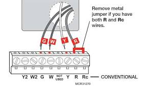 solved wires don't match the new thermostat fixya how to install honeywell thermostat with only 2 wires at Honeywell Thermostat Rth2300 Wiring Diagram