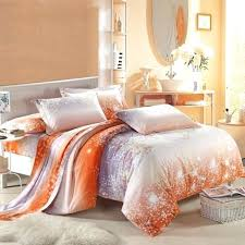 100 cotton comforter sets queen cotton comforter sets queen photo 1 of 9 cherry blossom cotton bedding sets in grey orange and white bed cotton comforter
