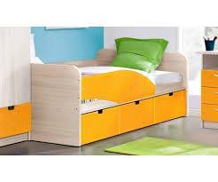 """<b>Кровать</b> - 3 """"Бриз"""" <b>левая</b> ясень шимо св./квадрат манго, купить в ..."""