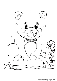 Do A Dot Coloring Pages Coloring Free Dot Marker Coloring Sheets