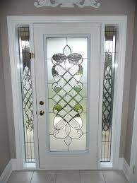 decorative stained glass door inserts wrought iron glass door inserts toronto newmarket aurora keswick bradford richmond hill oak ridges