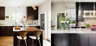 Muebles De Madera Oscura Para Decorar La CocinaDecorar Muebles De Cocina