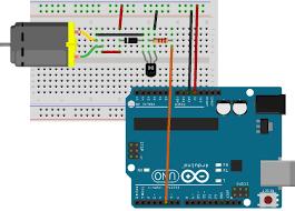 starter 18 controlling a dc motor on arduino 14core com dc motor starter basic tutorial number 18