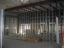Metal framing studs Header Metal Stud Framing Prime Construction Metal Stud Framing Prime Construction