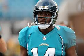 Jaguars Depth Chart Justin Blackmon Working With First Unit