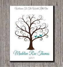 Fingerprint Tree Baby Shower  Google Search  Baby Shower Fingerprint Baby Shower Tree