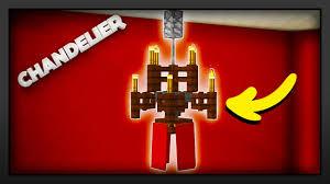 Minecraft Chandelier Design Minecraft How To Make A Chandelier
