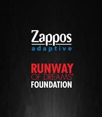 Zappos Conversion Chart Adaptive Zappos Adaptive And Runway Of Dreams Fashion