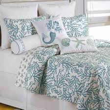 cora c and turquoise bedding for beautiful bedroom decoration ideas