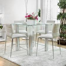 dining sets elegant counter height 5 piece dining set luxury bar height dining chairs fresh