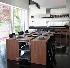 Essplatz Für Kleine Küchen Modern Nonchalant Auf Moderne Deko