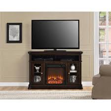 fireplace delightful fireplace tv stand at menards from perfect fireplace tv console