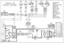 yamaha g8 golf cart electric wiring diagram image for electrical yamaha g9 gas golf cart wiring diagram at Yamaha G1 Golf Cart Wiring Diagram