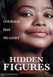 hidden figures poster.  Hidden Hidden Figures  Movie Poster To R