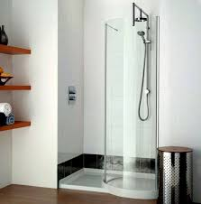 Interesting Curved Shower Enclosures Uk Matki Original 1200 Walkin For Ideas