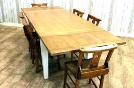 farmhouse table with leaves. Extendable Farmhouse Table With Leaves Dining