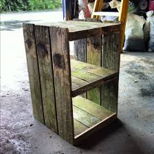 Table made of old fence panel.   Old Fence Projects   Pinterest ...