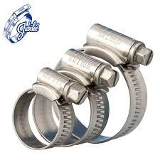 jubilee mild steel hose pipe clips zinc plated