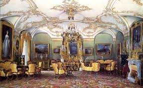 The Arsenal Block Drawing Room