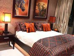African Style Home Decor Amusing African Bedroom Decorating Ideas