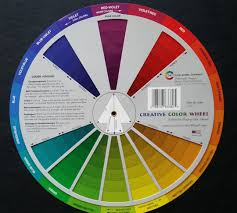 ... Triadic Color So home decor Large-size Karens Blog December The  Huecolors On This Wheel Are Quite Different ...