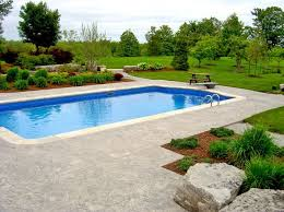 pool designs and landscaping. Roman Pool Design, Stamped Concrete Swimming Renaissance Landscape Group Inc Puslinch, ON Designs And Landscaping O