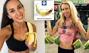 Experts Reveal Health Benefits Of A Banana Based On Its