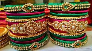 Bridal Bangle Set Designs 20 Best Bridal Bangles Designs For Wedding