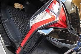 <b>Накладки на задние</b> фонари для Mitsubishi Pajero Sport 2016 ...