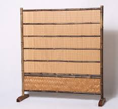 room partition furniture. Bamboo Screen Room Divider Partition Wall For Bedrooms Japanese Style Furniture Living V
