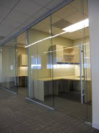 Glass Sliding Walls 5 Panel Room Divider Modern Small Bathroom Design Wall Interior