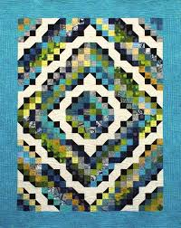 How Quilts Are Made - Quilts Ideas & vintage quilt block with plaid Source · Thangles Faster Easier Triangles Adamdwight.com