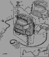 fuel tank [23] tractor john deere 2155 tractor 2155 and 2355n John Deere 50 Wiring Diagram list of spare parts