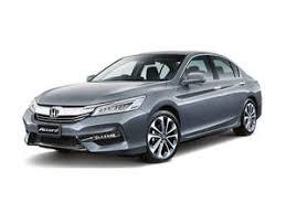 honda cars latest models