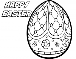 Printable Easter Coloring Pages At Mofassel Easter Coloring Pages