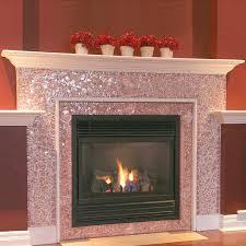 mosaicworks ca mosaiced fireplace