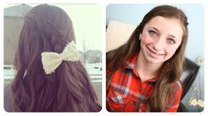 You Tube Hair Style pancake lace braid by brooklynandbailey cute girls hairstyles 7420 by wearticles.com