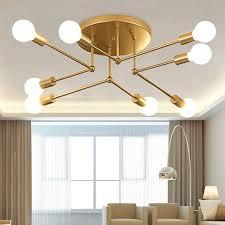 smuxi led ceiling lamp modern bedroom