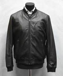 e0 nwt lucky brand black soft leather leather er jacket size l 499