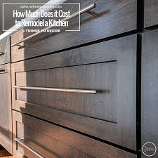 how much does it cost to remodel a kitchen sebring services countertop and cabinet materials