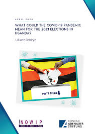 What Could the COVID-19 Pandemic Mean for the 2021 Elections in Uganda copy