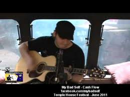 Cash Flow Band My Bad Self Cash Flow Temple House Festival Band Wagon Tv June 2011