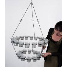 effies jupiter hanging tea light chandelier