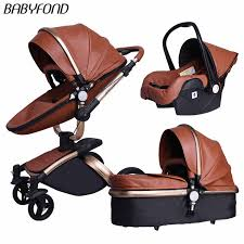 Wisesonle <b>high landscape stroller can</b> sit and lay light folding two ...