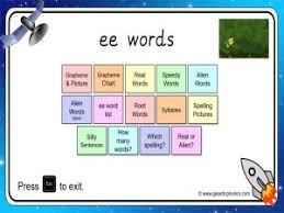These free phonics worksheets and lesson extensions are provided to you compliments of rock 'n learn with our sincere desire that they assist students and raise awareness of other rock 'n learn to supplement phonics instruction, you may find the sight words dvds from rock 'n learn helpful. Ee Phonics Woksheets And Games Galactic Phonics