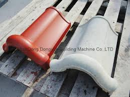 cement roof tile making machine machinery full automatic tile ion line 3