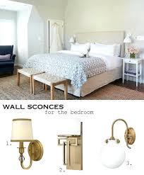 bedroom sconce lighting. Sconce Bedroom How To Choose Lighting Height . I