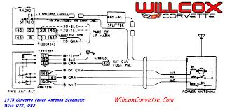 antenna splitter schematic wiring all about wiring diagram 1970 nova wiring diagram at 75 Nova Alternator Wiring Diagram